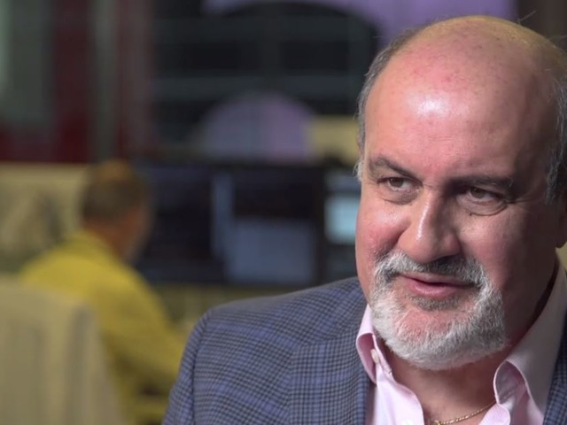 Taleb Explains How He Made Millions On Black Monday As Others Crashed