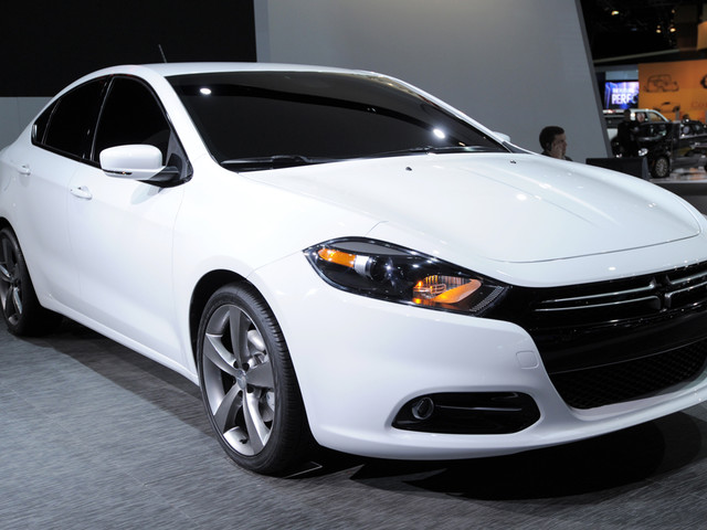 Over 300K Dodge Darts Recalled Due To Rollaway Risk