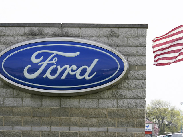 New Ford models can get over-the-internet software updates