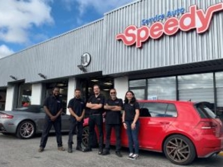 Speedy Auto Service Expands Presence in Quebec