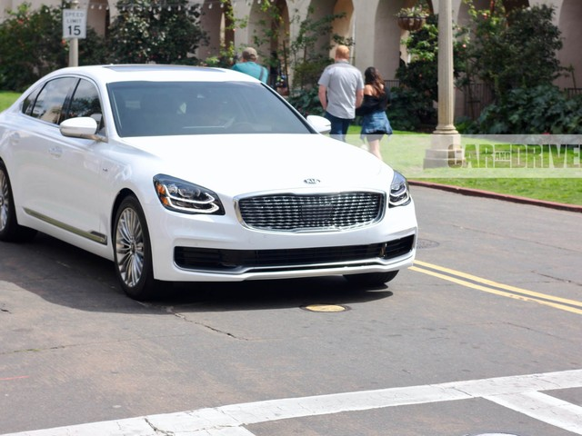 2019 Kia K900: It's Back and Better-Looking – Future Cars