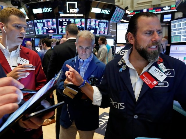 Stocks are headed for their worst week of 2019 after Trump's latest trade-war escalation