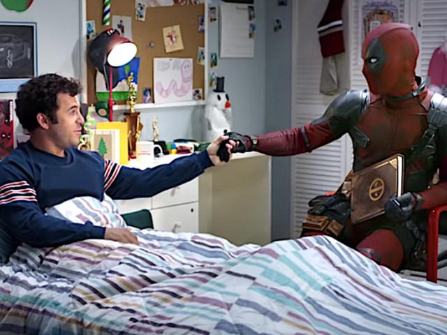 Deadpool's Defense Of Nickelback Will Warm A Bro's Heart In Film Promo