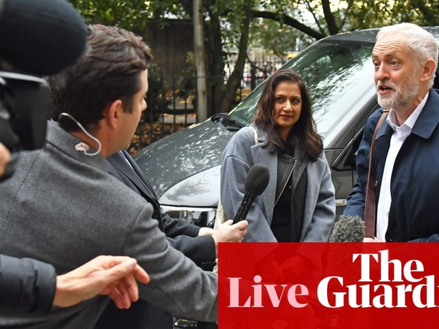General election: focus on freedom of movement as Labour debates manifesto – live news