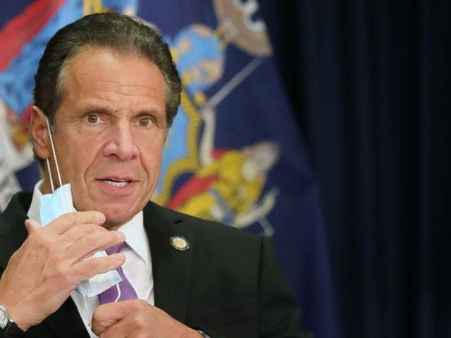 Facing questions about NY undercounting COVID nursing home deaths, Gov. Cuomo lashes out: 'Who cares? ... They died!'