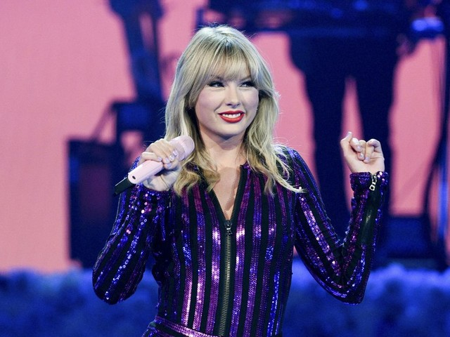 Taylor Swift to perform concert at Final Four in Atlanta
