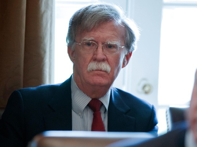 John Bolton considering cutting top White House cybersecurity job: Report