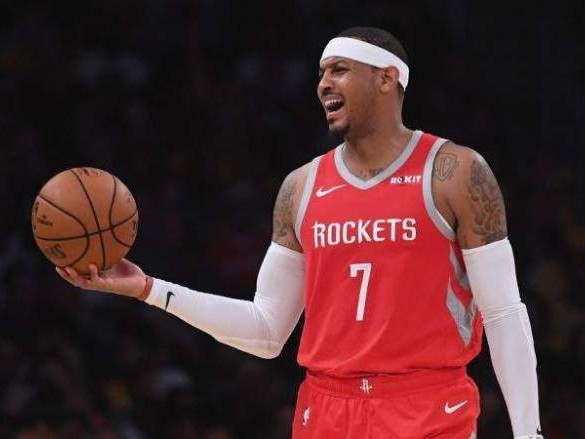 Carmelo Anthony Signs With NBA Title Contender