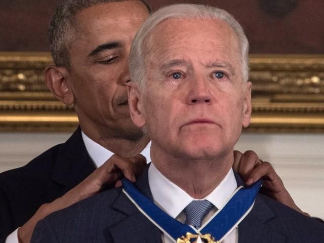 Report: Joe Biden says he is the Democrat most likely to defeat President Donald Trump in 2020