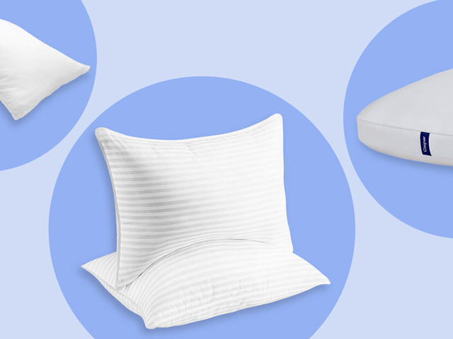 12 Amazing, Doctor-Approved Pillows for Side Sleepers