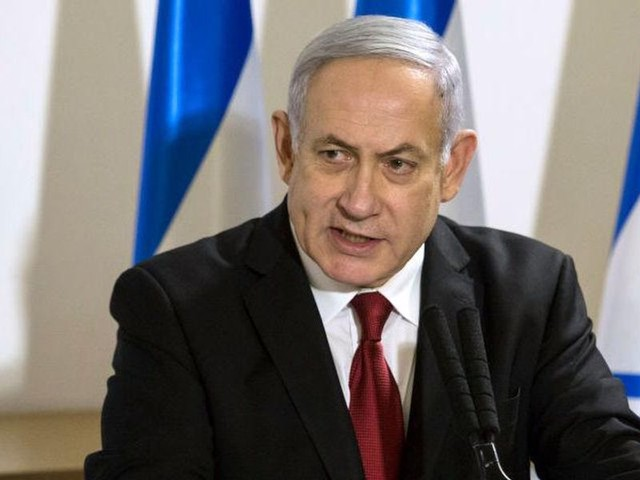 Netanyahu fires back at reporter who claimed journalists were 'lucky' to escape targeted building: 'It wasn't luck'