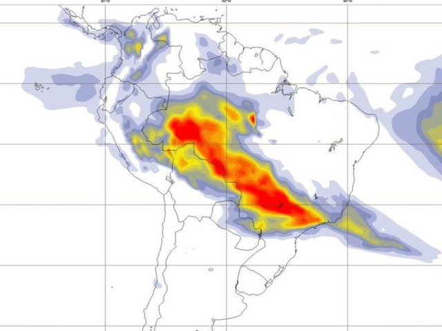 Fires in the Amazon could be part of a doomsday scenario that sees the rainforest spewing carbon into the atmosphere and speeding up climate change even more