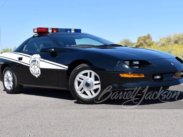 1995 Chevrolet Camaro CUSTOM COUPE