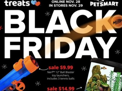 PetSmart Black Friday Ad 2019