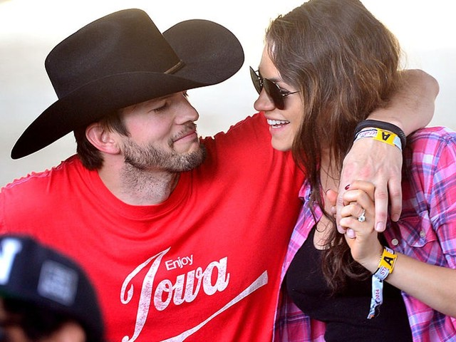 Mila Kunis and Ashton Kutcher Apparently Don't Know the Meaning of Water Nor Soap. They Are Not Alone. I Haz Questions