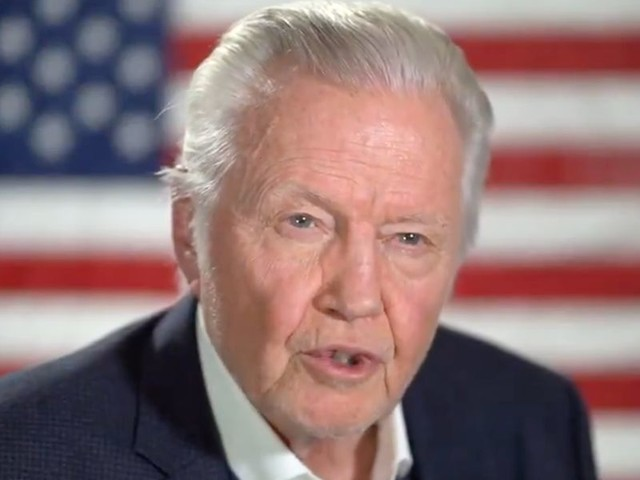 Jon Voight makes dire prediction of what's to come if Joe Biden takes office in January