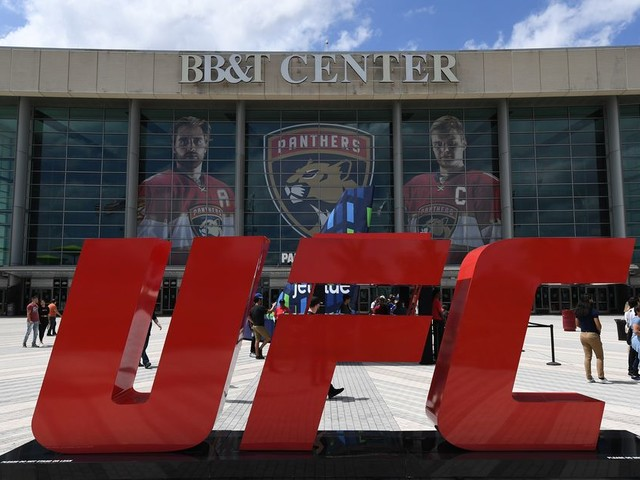 Report: UFC 249 could be headed to Florida