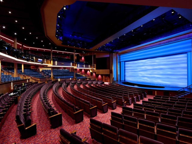 First time cruisers: Entertainment on Royal Caribbean cruise ships