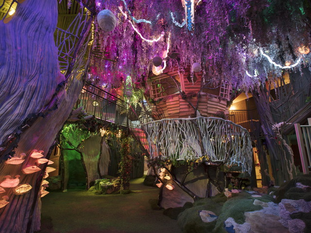 Meow Wolf to open 'otherworldly' art experience in Las Vegas
