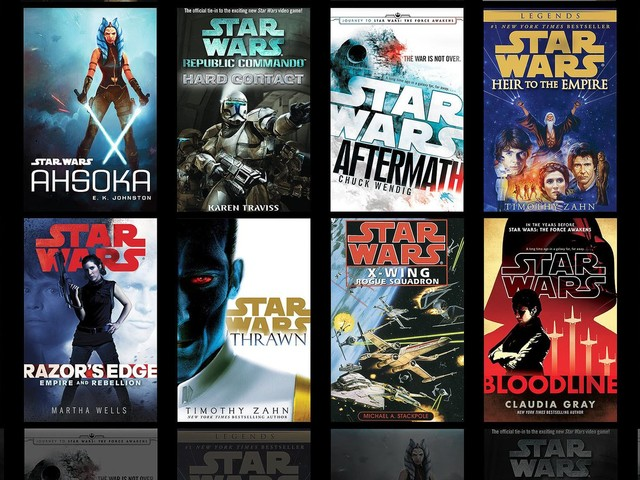 Star Wars reading list: where to start after you finish the movies