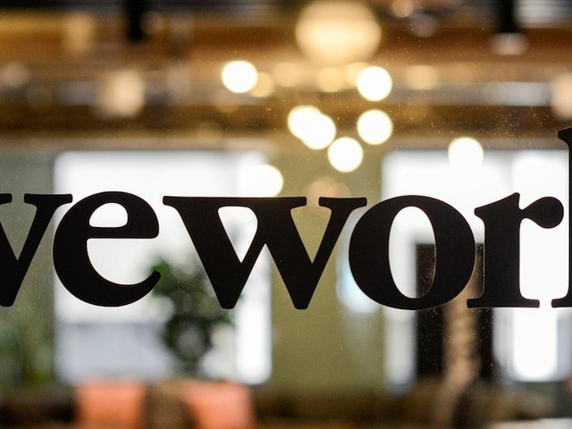 SoftBank reportedly hired restructuring and bankruptcy bankers to help revive WeWork