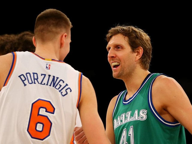 Kristaps Porzingis traded to Mavericks to form 1-2 punch with Luka Doncic