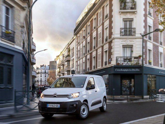 Citroën ë-Berlingo Van: The Multi-Award Winner is now Available with 100% Electric Power