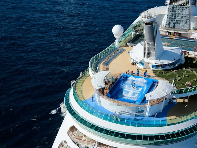 Navigator of the Seas first sailing canceled due to upgrade delays