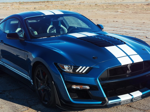 Car of the Month: 2020 Ford Mustang Shelby GT500