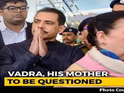 """""""Lows Of Vindictive Government"""": Robert Vadra On Questioning Of Mother"""