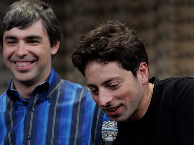 Read the goodbye letter Google cofounders Larry Page and Sergey Brin wrote to announce they're stepping down from their leadership roles at Alphabet (GOOG, GOOGL)