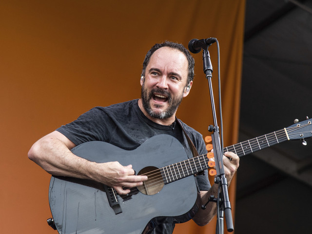 Dave Matthews reacts to getting Rock Hall nomination