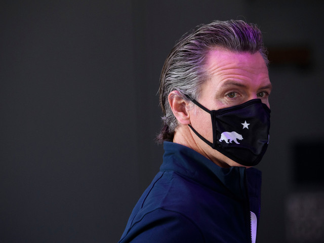 CA State Worker Union Approves $1 Million To Fight Newsom Recall