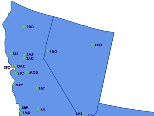 SFO's 3-hour rain delays explained