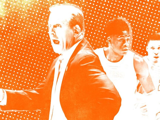 Tennessee's Tourney Hopes Rest on Two of the Unlikeliest NBA Prospects