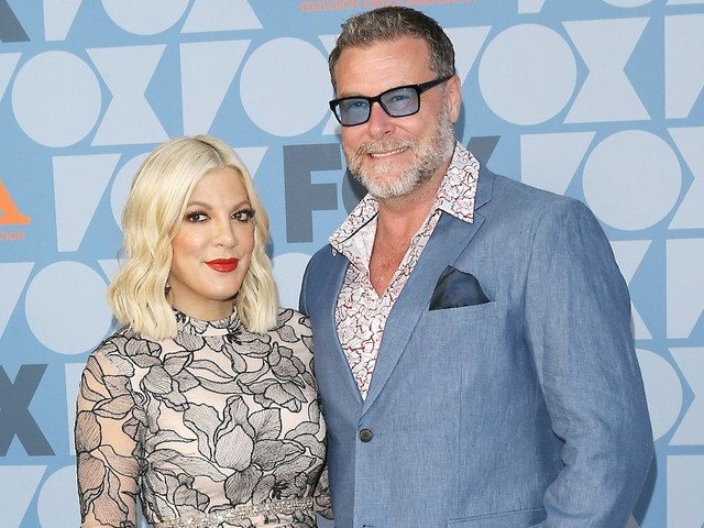 Tori Spelling Kicking Dean McDermott Out As Marriage Hits 'Lowest Point Yet'?