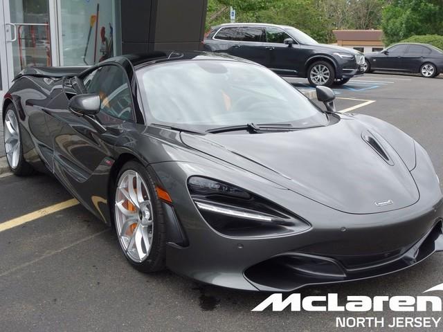 2021 McLaren 720S Performance