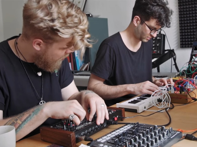 Bougaïeff & Narciss talk craft, and composing 60-second techno loops