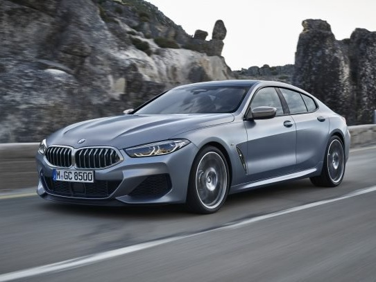 2020 BMW 8 Series Gran Coupe Officially Revealed