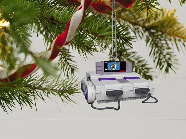 Hallmark 2021 Ornaments Reveal Gaming Consoles as Decors for Holidays—Early Christmas?