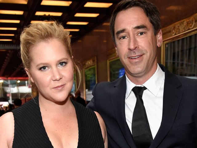 Amy Schumer's Ex Lives With Her & Husband