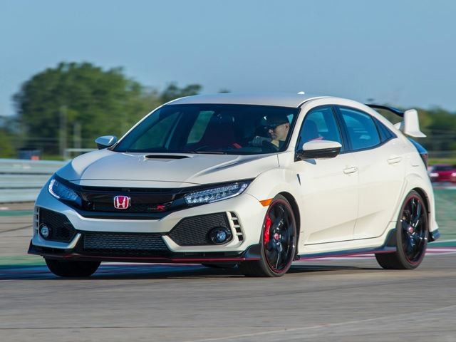 The Honda Civic Type R Will Get Even More Hardcore