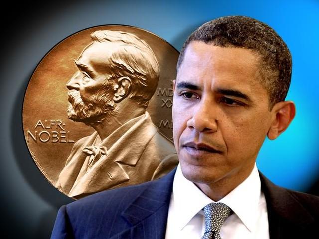 The Nobel Peace Prize Is A Sick Joke