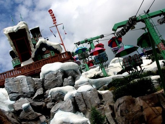 Blizzard Beach Closed Jan. 25 & 26 Due to Forecasted Low Temperatures