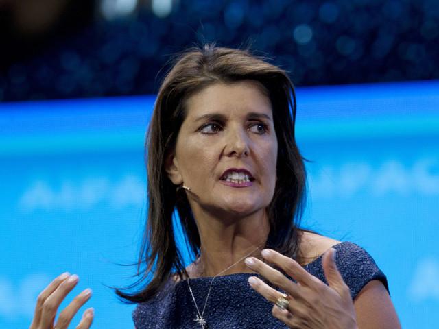 Nikki Haley grilled over's Ukraine conduct, truthfulness