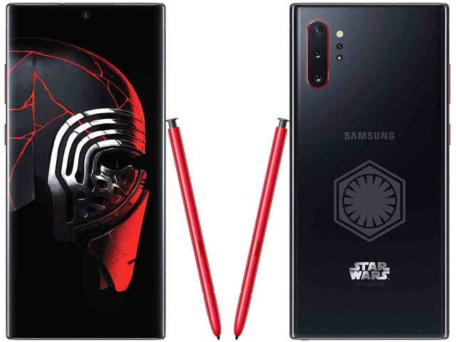 Are you interested in Samsung's Galaxy Note 10+ Star Wars Special Edition?