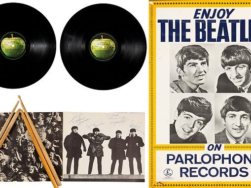 A Fab Four superfan puts more than $300,000 of the band's memorabilia up for auction