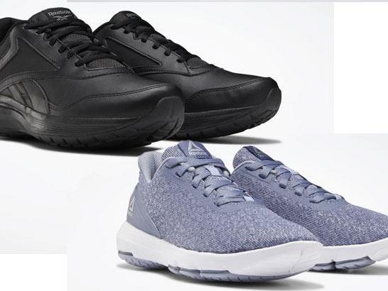 Reebok Men's & Women's Walking Shoes JUST $34.99 + FREE Shipping (Reg $80)