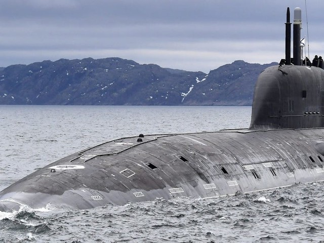 Russia's powerful Northern Fleet just got the first of a new class of submarines that has the US Navy worried