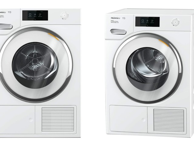 Miele TXR860WP Eco & Steam Dryer Review